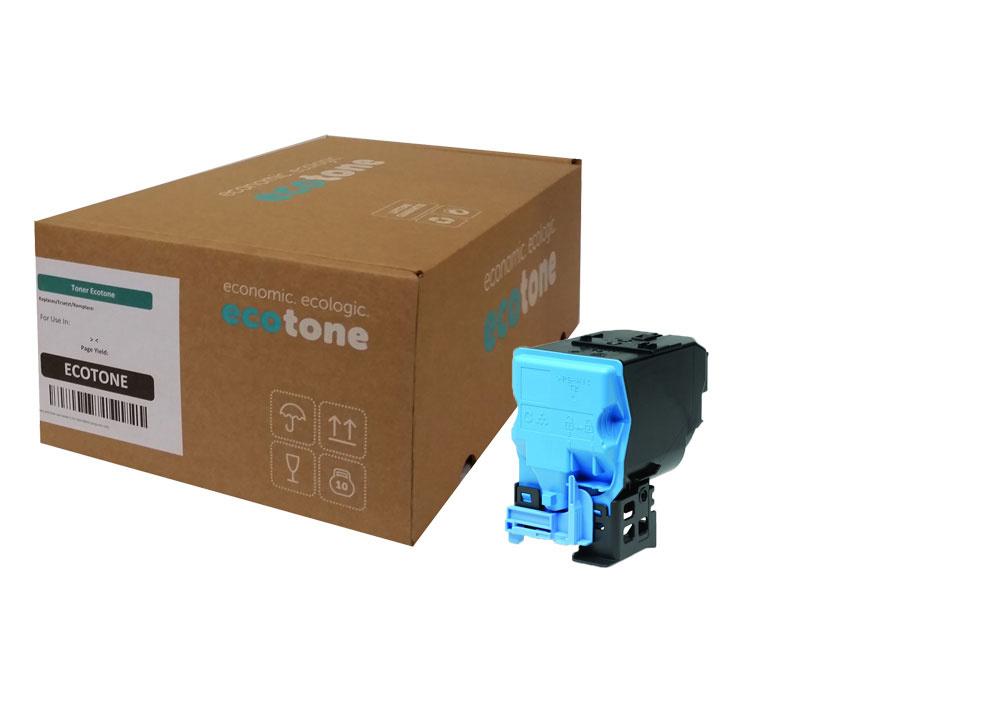 Ecotone Konica Minolta TNP-50C (A0X5454) toner cyan 5K (Ecotone)