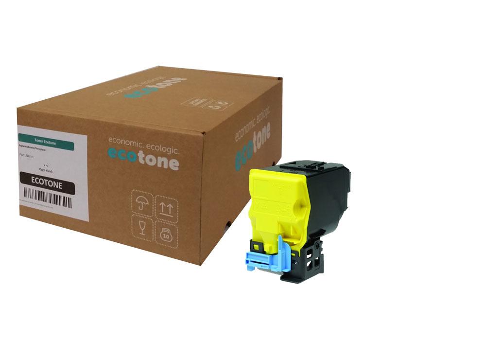 Ecotone Konica Minolta TNP-50Y (A0X5254) toner yellow 5K (Ecotone)