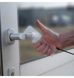 Jalema Jalema hands-free deur opener, transparant,170x52mm,4stk