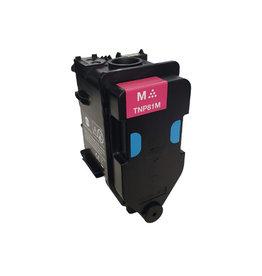 Konica Minolta Konica Minolta TNP81M (AAJW351) toner mag 9000p (original)