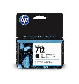 HP HP 712 (3ED70A) ink black 38ml (original)