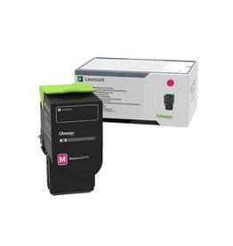 Lexmark Lexmark 78C0X30 toner magenta 5000 pages (original)