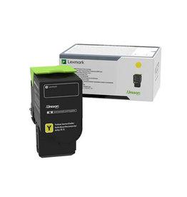 Lexmark Lexmark 78C0X40 toner yellow 5000 pages (original)