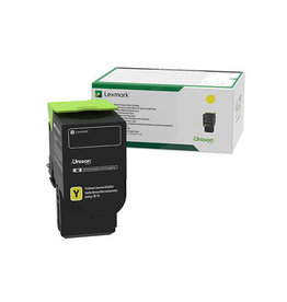 Lexmark Lexmark 78C20Y0 toner yellow 1400 pages (original)