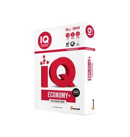 IQ IQ Economy+ printpapier ft A4, 80 g, pak van 500 vel