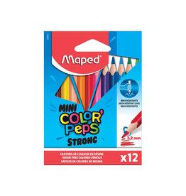 Maped Maped kleurpotlood Color'Peps Ministrong, 12 potloden
