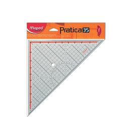 Maped Maped geodriehoek Practica [6st]