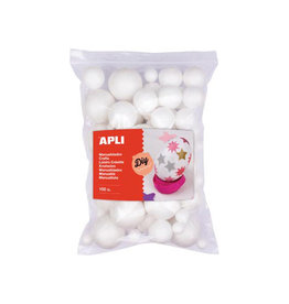 Apli Apli isomobol, verschillende diameters, zakje met 100 stuks