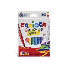 Carioca Carioca viltstiften Magic, 10 stiften in een kartonnen etui