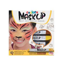Carioca Carioca maquillagestiften Mask Up Animals, doos 3 stiften