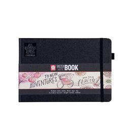 Sakura Sakura schetsboek Note, wit, ft A5