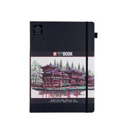 Sakura Sakura schetsboek Note, wit, ft A4