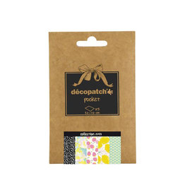Décopatch Décopatch papier Pocket, nummer 17