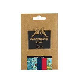 Décopatch Décopatch papier Pocket, nummer 20
