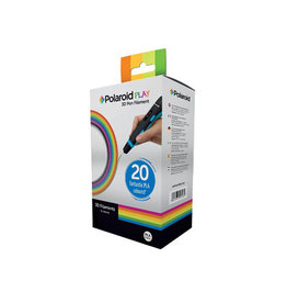 Polaroid Polaroid filament voor 3D pen, doos 20 rollen in diverse kl.