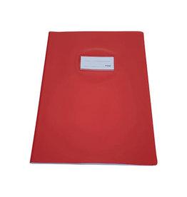 Bronyl Bronyl schriftomslag ft 21 x 29,7 cm (A4), rood [10st]