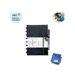 Correctbook Correctbook A5 Premium notitieboek, zwart
