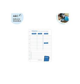 Correctbook Correctbook A5 set 5 weekplanner bladen, 10 pagina's (5 vel)