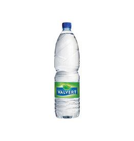 Valvert Valvert water, fles van 1,5 liter, pak van 6 stuks