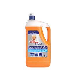 Mr. Proper Mr. Proper allesreiniger, citrus fresh, fles van 5 liter