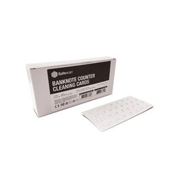 Safescan Safescan cleaning cards voor biljettellers
