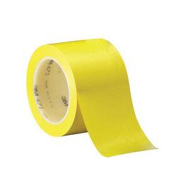 3M 3M Vinyl tape 471, ft 50 mm x 33 m, geel