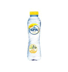 Spa Touch still Spa Reine Subtile water limoen-jasmijn, 50 cl, 24 stuks