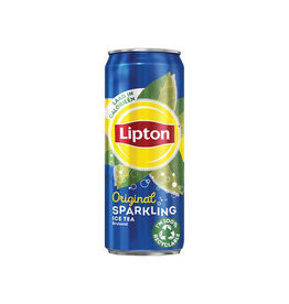Lipton Ice Tea Lipton Ice Tea frisdrank, sleek 33 cl, 24 stuks