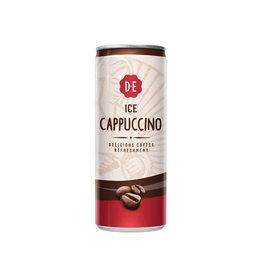 Douwe Egberts Douwe Egberts ice coffee, Cappuccino, 25 cl, 12 stuks
