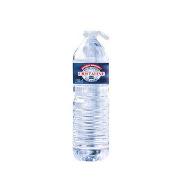 Cristaline Cristaline water, fles van 1,5 liter, pak van 6 stuks