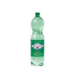 Cristaline Cristaline bruiswater, fles van 1,5 liter, pak van 6 stuks
