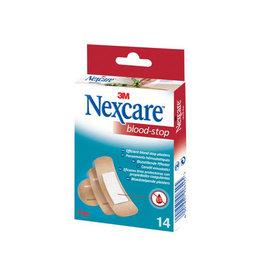 Nexcare 3M bloedstelpende pleister Nexcare Blood-Stop, 14 stuks