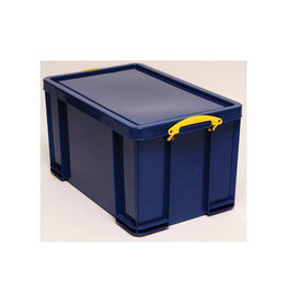 Really Useful Box Really Useful Box opbergdoos 84 liter, donkerblauw [3st]