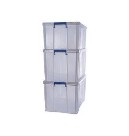 Bankers Box Bankers Box opbergdoos 2 x 85L + 1 x 70L