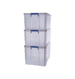 Bankers Box Bankers Box opbergdoos 2 x 70L + 1 x 85L