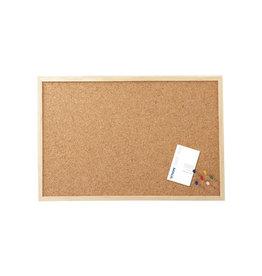 Maul Maul kurkbord met houten frame ft 30 x 40 cm