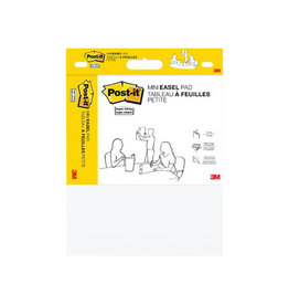 Post-it Post-it mini meeting chart, ft 45,7 cm x 38,1 cm, blanco