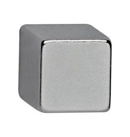 Maul Maul neodymium kubusmagneet, ft 10 x 10 x 10 mm, pak van 4