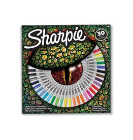 Sharpie Sharpie permanente marker Hagedis, fijn en 30 st.