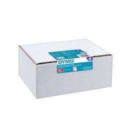 Dymo Dymo Value Pack: etiketten LabelWriter ft 101 x 54 mm, wit