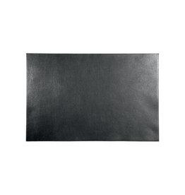 Durable Durable schrijfonderlegger in leder, zwart
