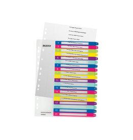 Leitz Leitz WOW printbare index, 20 tabs
