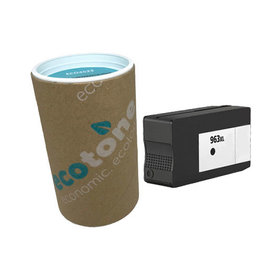Ecotone HP 963XL (3JA30AE) ink black 2170 pages (Ecotone)