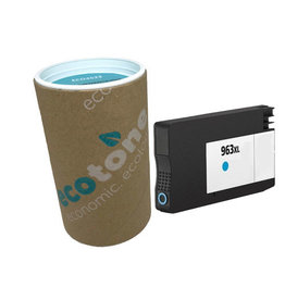 Ecotone HP 963XL (3JA27AE) ink cyan 1670 pages (Ecotone)