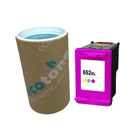 Ecotone HP 652XL (F6V24A) ink color 800 pages (Ecotone)