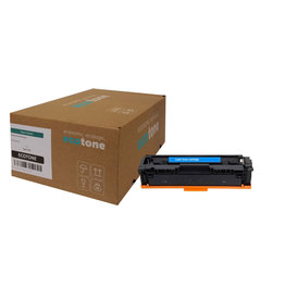Ecotone HP 207X (W2211X) toner cyan 2450 pages (Ecotone)