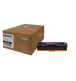 Ecotone HP 207X (W2213X) toner magenta 2450 pages (Ecotone)