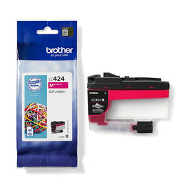 Brother Brother LC-424M ink magenta 750 pages (original)