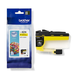 Brother Brother LC-424Y ink yellow 750 pages (original)