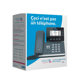 Interfone Magic IP Plug & Play by Interfone T53, telefooncentrale